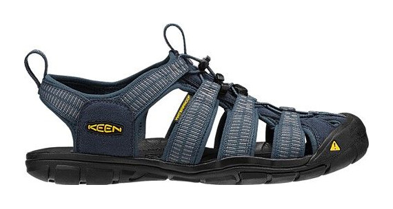 Keen M's Clearwater CNX Midnight Navy/Gargoyle